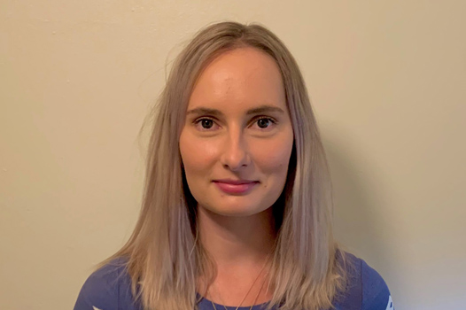 Mary-Rose Bronts occupational therapist Sydney
