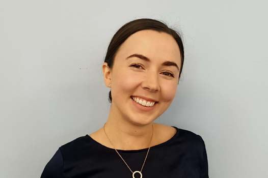 Lucy Wright occupational therapist Newcastle